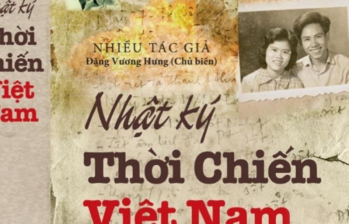 Những trang nhật ký hun đúc tinh thần Việt Nam