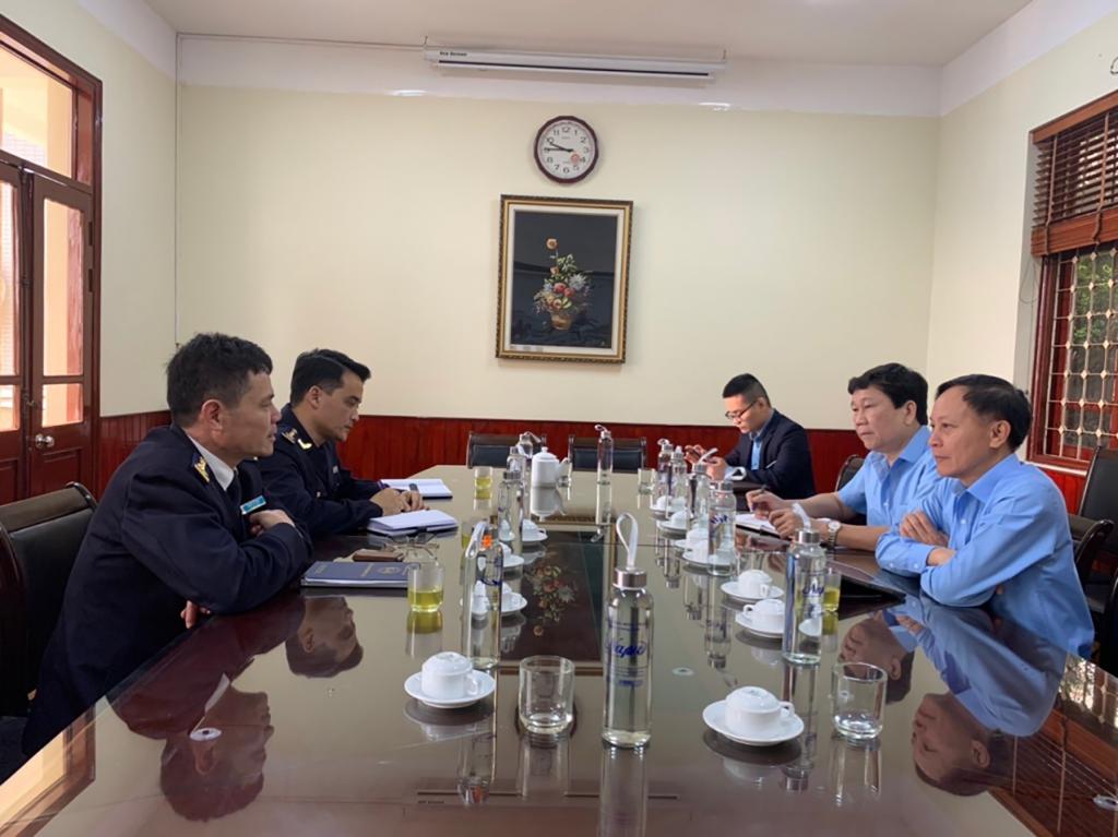 Hải quan Quảng Ninh: Nguồn thu ổn định từ cảng biển