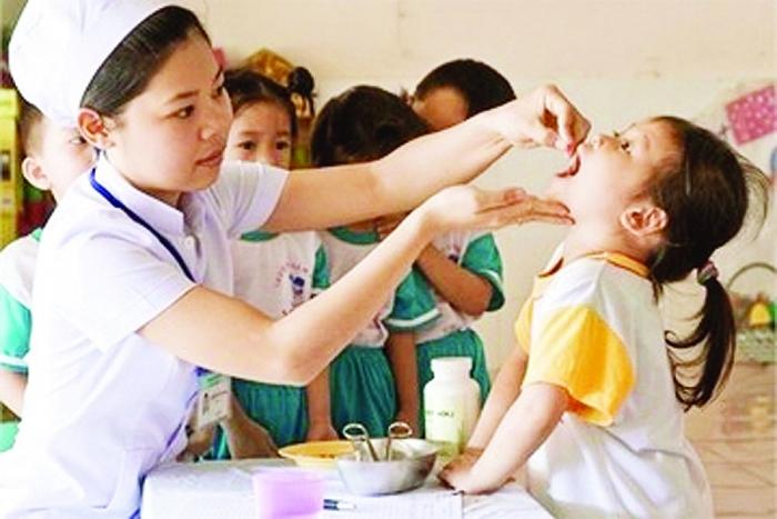Gánh nặng suy dinh dưỡng của trẻ em Việt