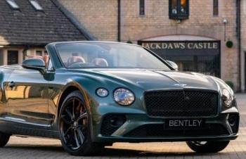 Bentley dừng sản xuất xe, làm máy thở cho chính phủ Anh