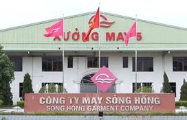 May Sông Hồng được gia hạn doanh nghiệp ưu tiên