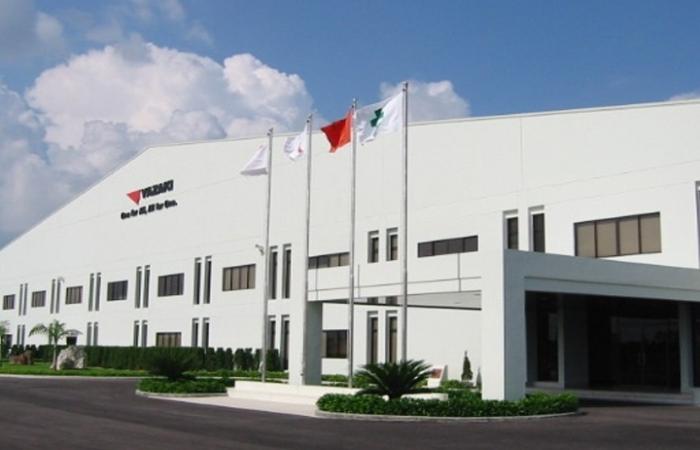 Công ty Yazaki Hải Phòng và 2 chi nhánh được gia hạn doanh nghiệp ưu tiên