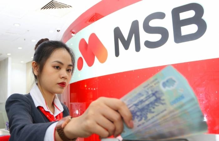 MSB vào top 10 ngân hàng TMCP tư nhân uy tín nhất Việt Nam