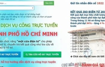TPHCM: Giải quyết hồ sơ cấp bách cho người dân ngay tại nhà