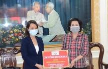 TPHCM: Hơn 71 tỷ đồng ủng hộ Quỹ phòng chống dịch Covid-19