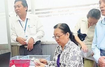 TPHCM đẩy nhanh chi trả lương hưu, trợ cấp bảo hiểm xã hội trong mùa dịch Covid-19