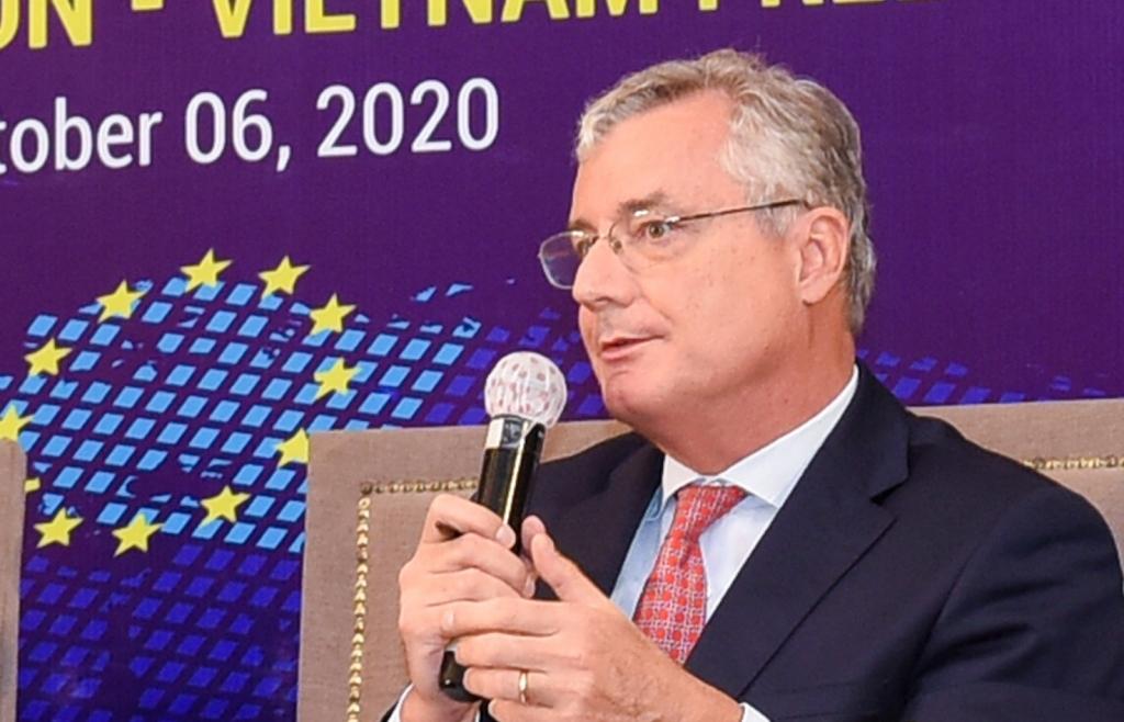 Ông Nicolas Audier, Chủ tịch Hiệp hội EuroCham: Cùng phối hợp chặt chẽ để kéo giảm thời gian thông quan xuống ngang bằng Singapore