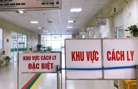 Nguồn lây nhiễm Covid-19 ở BV Bệnh Nhiệt đới Trung ương là trong cộng đồng