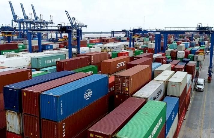 Hàng quá cảnh chuyển tải phải khai hải quan trên tờ khai vận chuyển độc lập