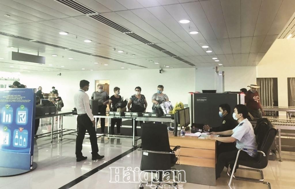 Hải quan Kiên Giang: Tăng cường chống buôn lậu  trong mùa dịch