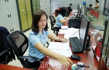 Hải quan Lào Cai thu ngân sách giảm mạnh 124,2 tỷ đồng
