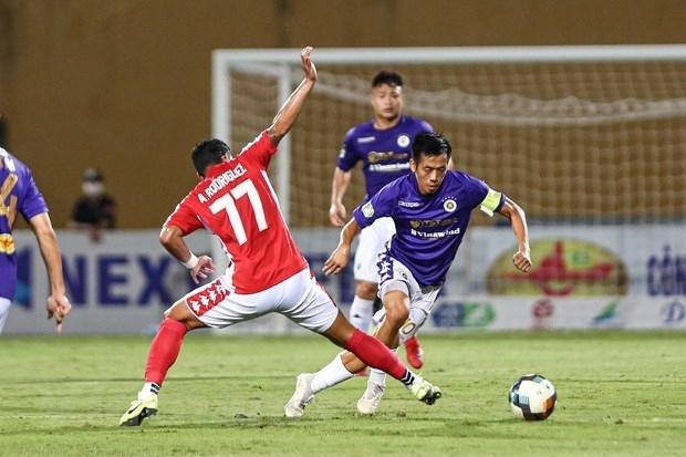 """Hà Nội FC lợi thế nhất trong nhóm """"tứ mã"""" đua vô địch V-League 2020"""