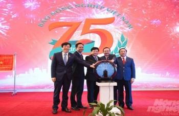 Kỷ niệm 75 năm thành lập Báo Nông nghiệp Việt Nam