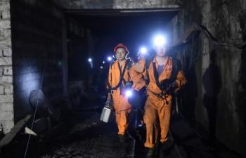 23 người bị mắc kẹt do tai nạn hầm mỏ ở Trung Quốc