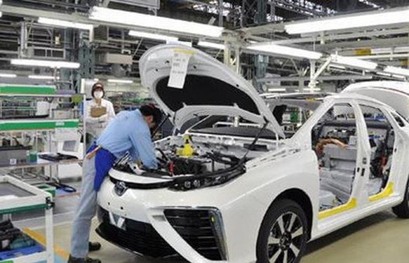 Chính phủ gia hạn nộp thuế tiêu thụ đặc biệt với ô tô lắp ráp trong nước