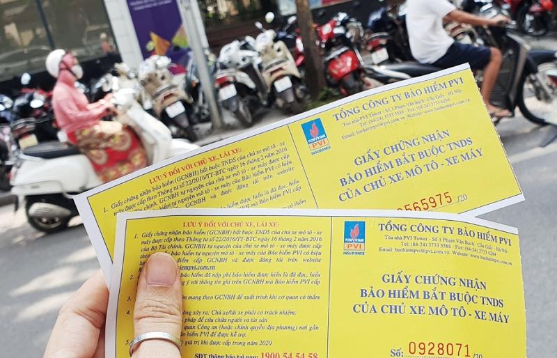 Việc mua bảo hiểm trách nhiệm dân sự bắt buộc đối với mô tô, xe máy là cần thiết