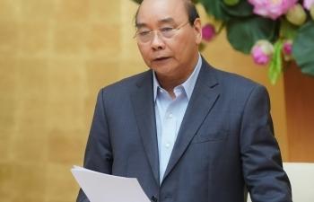 Thủ tướng: Theo dõi, sàng lọc 40.000 người vào ra Bệnh viện Bạch Mai, xử lý bệnh nhân thứ 178