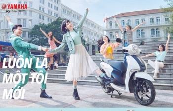 """New me, Discover – Khám phá chất riêng"""", Chiến dịch kinh doanh mới của Yamaha tại Việt Nam"""