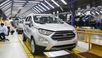 Ứng phó với Vi-rút Corona, cùng Ấn Độ, Nam Phi, Thái Lan, Ford tạm ngừng sản xuất tại Việt Nam