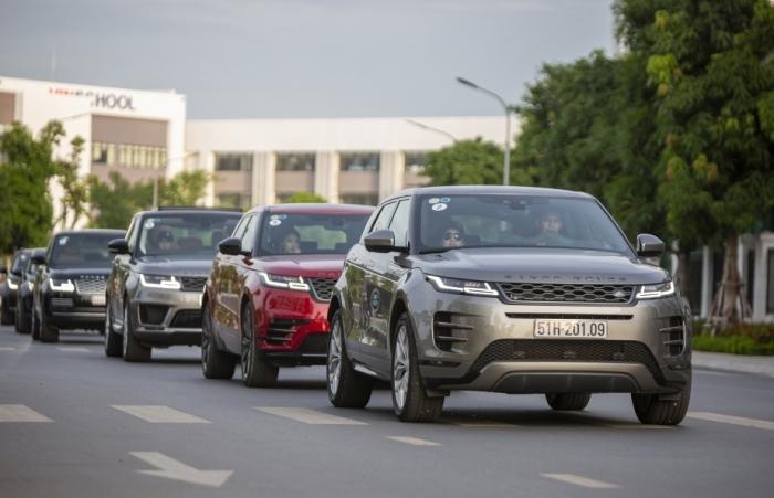 Jaguar Land Rover Việt Nam triển khai chuỗi hoạt động trải nghiệm cho khách hàng