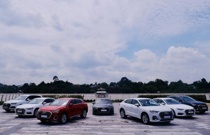 Audi Q3 Sportback, một mình một phân khúc