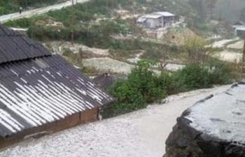 Miền Trung, Tây Nguyên khả năng cao xuất hiện dông lốc, sét, mưa đá