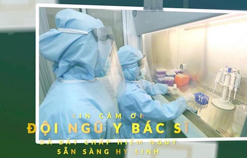 #VietnamStrong – Chương trình xã hội chung tay chống đại dịch COVID-19